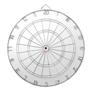 Tableaux effaçables à sec personnalisés jeux de fléchettes