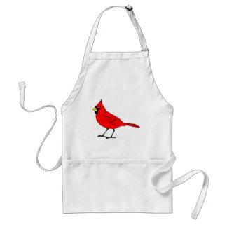 Tablier #2 cardinal