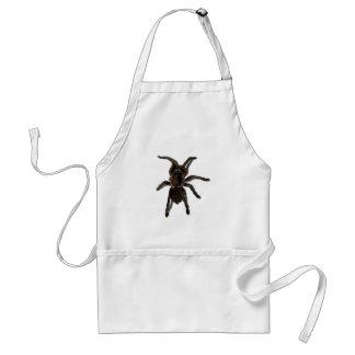 Tablier Amants d'araignée