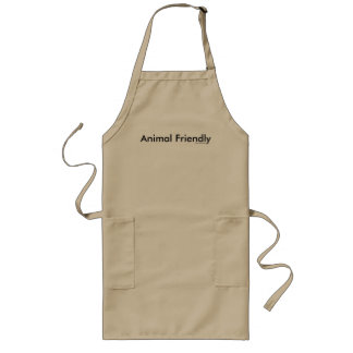 Tablier amical animal (adultes)