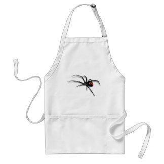 Tablier Araignée de veuve noire