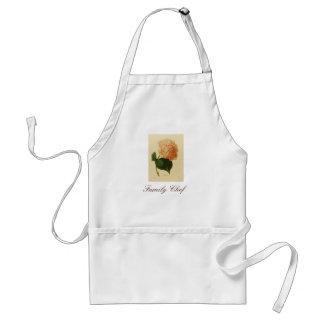Tablier Botanique-Famille Chef_Monogram-Template_
