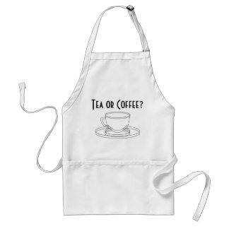 Tablier Chefs de cuisiniers de cuisine de café de café