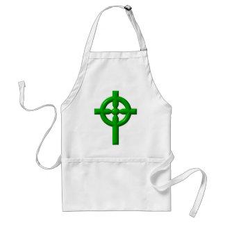 Tablier Croix celtique