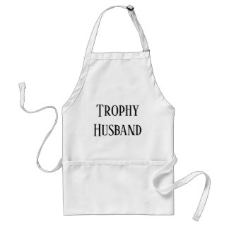 Tablier de BBQ de cadeau de Noël de mari de