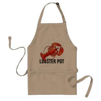 Tablier de coutume de homard