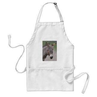 Tablier de portrait d'âne
