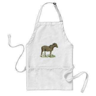 Tablier Dessin d'âne