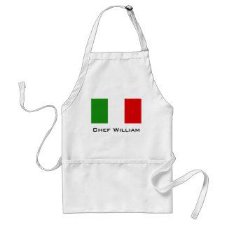 Tablier Drapeau de l'Italie