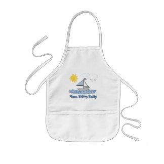 Tablier Enfant Ami de cuisson du voilier O