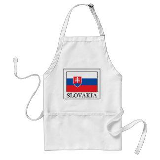 Tablier La Slovaquie