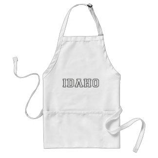 Tablier L'Idaho