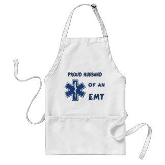 Tablier Mari fier d'un EMT