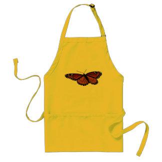 Tablier Photographie de nature de papillon de vice-roi