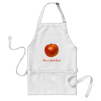Tablier Pomme rouge