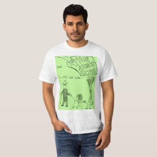TAE tout peut mener le T-shirt