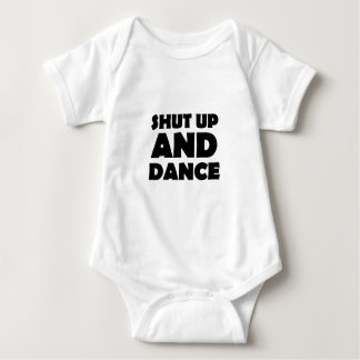 Tais-toi et dansez body