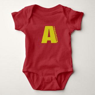 Tamia supérieures 72marketing de bébé rouge de body