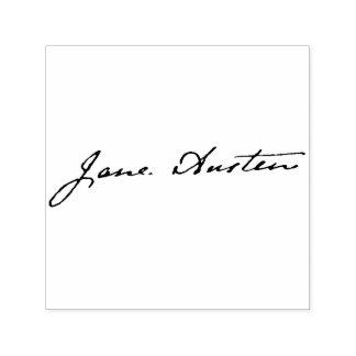 Tampon Auto-encreur Signature de Jane Austen