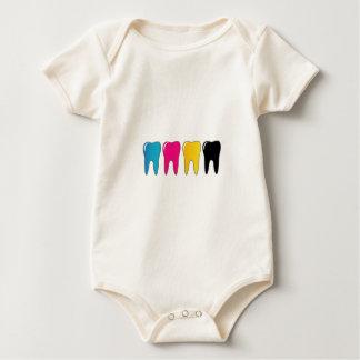 Tand CMYK Baby Shirt