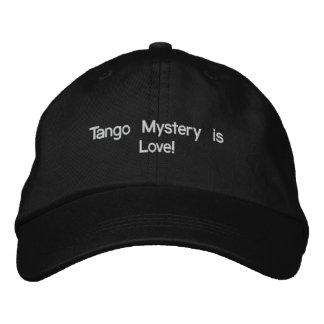 Tango de casquette casquette brodée