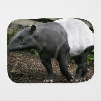 Tapir malais linges de bébé
