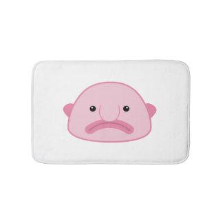 Tapis de bain de Blobfish