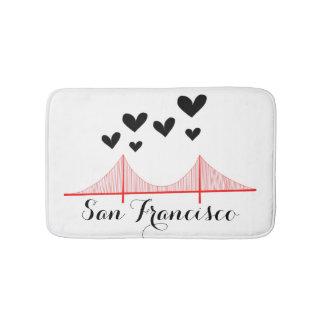Tapis de bain de San Francisco