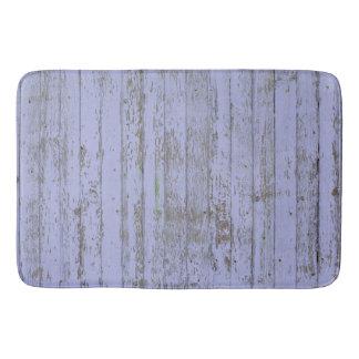 Tapis de bain en bois de texture de Faux de