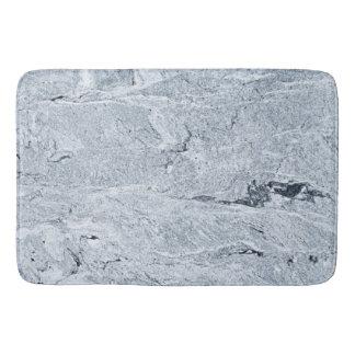 Tapis de bain en pierre de marbre de motif
