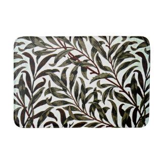 Tapis De Bain Motif vintage de William Morris - branche de saule