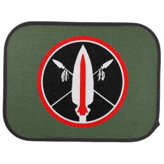Tapis de plancher de voiture de missile de lance
