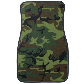 Tapis De Sol Armée Camo vert
