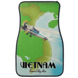 Tapis De Sol Le Vietnam par la copie de vacances d'air