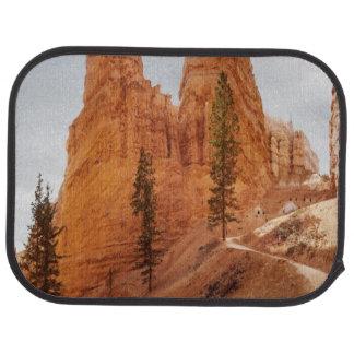 Tapis De Sol Traînée de boucle de Navajo, canyon de Bryce