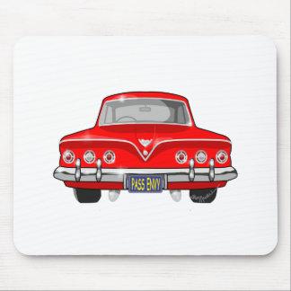 Tapis De Souris 1961 rouge Chevrolet