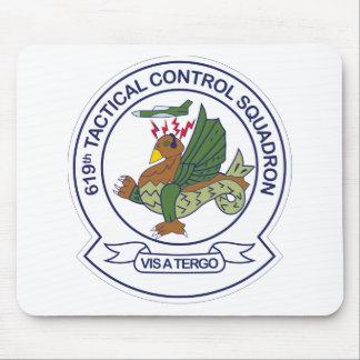 Tapis De Souris 619th Escadron de contrôle tactique