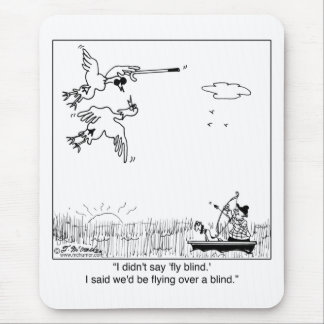 Tapis De Souris Abat-jour volants de canard