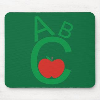 Tapis De Souris ABC Apple