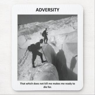 Tapis De Souris adversité-que-qui-faire-non-mise à mort--faire-je