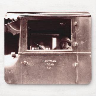 Tapis De Souris Aileron dans la voiture d'Eastman Kodak Co.