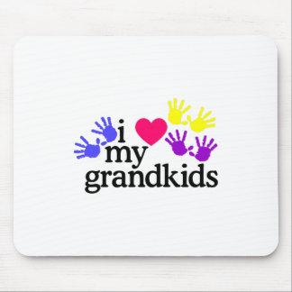 Tapis De Souris Aimez mes Grandkids