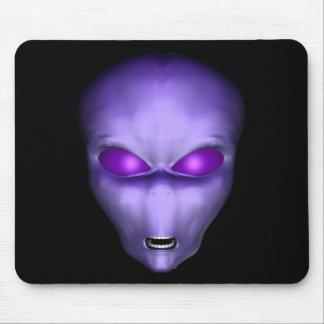 Tapis De Souris Alien pourpre