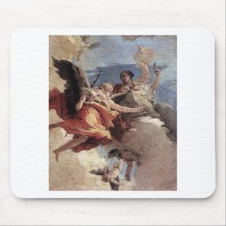 Tapis De Souris Allégorie de force et de sagesse Giovanni Battista