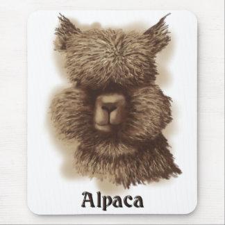 Tapis De Souris Alpaga
