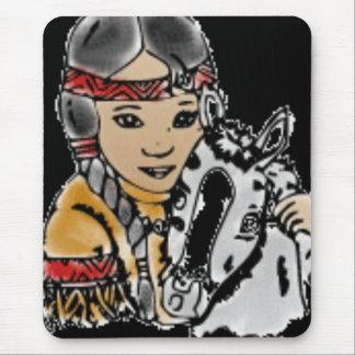 Tapis De Souris Amis indigènes Mousepad
