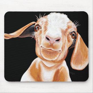 Tapis De Souris Amour de chèvre