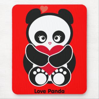 Tapis De Souris Amour Panda® Mousepad