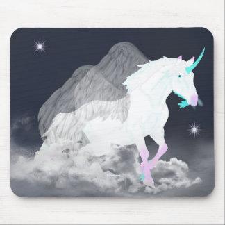 Tapis De Souris Ange de licorne d'imaginaire