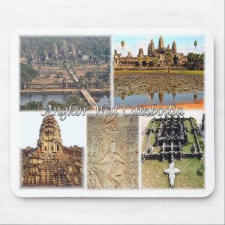 Tapis De Souris Angkor Vat Cambodge